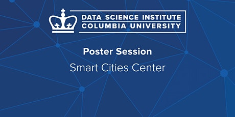 Poster Session: Smart Cities Center tickets
