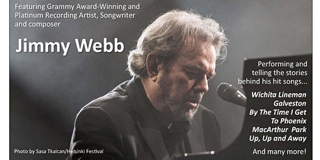 Benefit Concert for the Roslyn Landmark Society With Jimmy Webb tickets