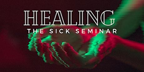 Healing the Sick tickets