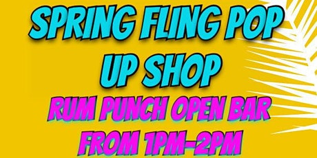 Young & Traveling Spring Fling Pop Up Shop Vendors tickets