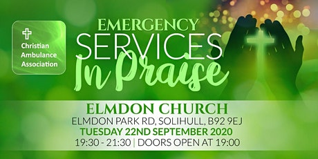 Emergency Services In Praise tickets