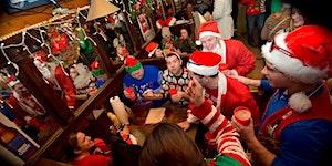 4th Annual 12 Bars of Christmas Bar Crawl® - Raleigh