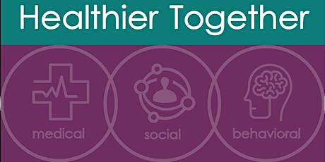 Healthier Together Summit 2020 tickets