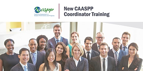 New CAASPP Coordinator Trainings tickets