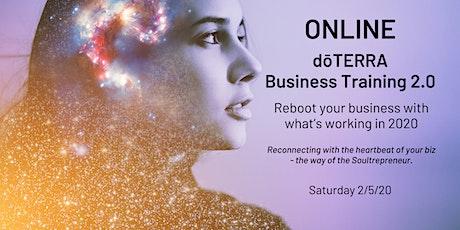 ONLINE dōTERRA Business Training (2/5/20) tickets