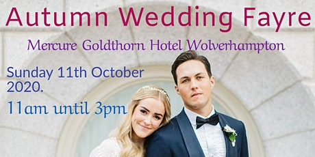 Autumn Wedding Fayre tickets
