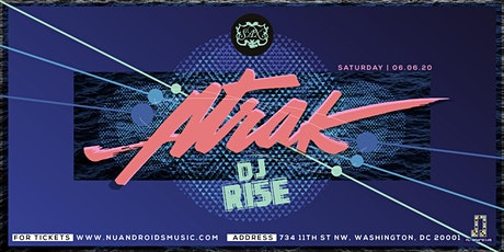 A-Trak at Sax (21+) tickets