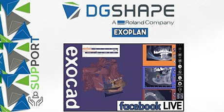 DGSHAPE: Exoplan: breve introduzione_Facebook LIVE  biglietti