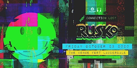Rusko // The Venue Fort Lauderdale tickets
