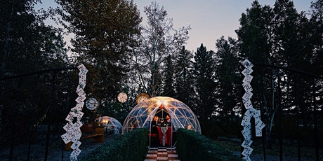 Dine in Wonderland Pop Up Dome Dinner tickets