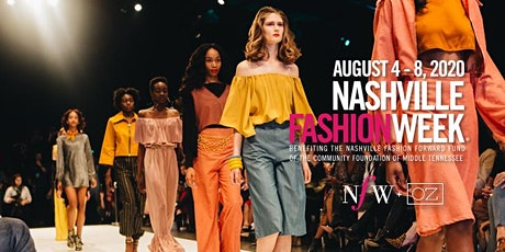 Nashville Fashion Week 2020: AVAILABLE TICKETS for Tuesday-Friday Night Runway tickets