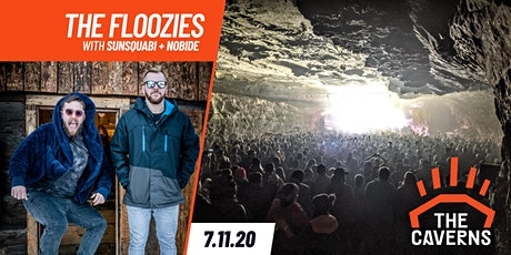 The Floozies with Sunsquabi & Nobide in The Caverns tickets