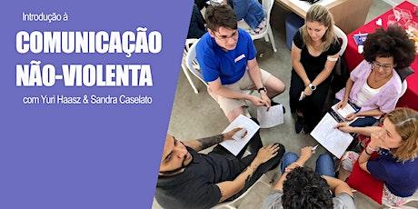 Introdução à Comunicação Não-Violenta em SP com Sandra e Yuri ingressos