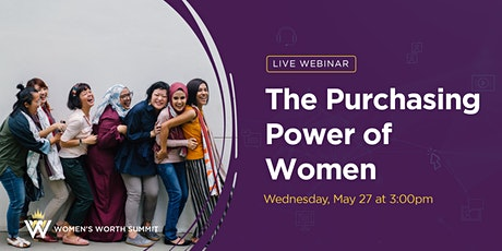 The Purchasing Power of Women tickets