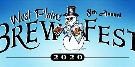 8th Annual West Plains BrewFest TAKE 2 tickets