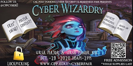 Cal Poly Pomona Cyber Security & Awareness Fair 2020 tickets