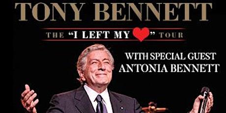 Tony Bennett - RESCHEDULED DATE (4/16 TICKETS HONORED) tickets