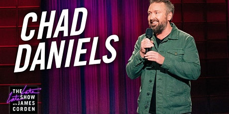 """Chad Daniels LIVE from """"I Need You To Kill"""", """"As Is"""" and """"Footprints On The Moon"""" tickets"""