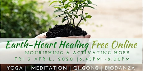 Earth Heart Healing  ~ Free Online Event ~ Nourishing & Activating Hope ~ tickets