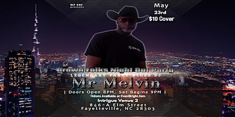 Grown Folks Night Out Blues Party tickets