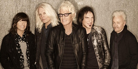 REO Speedwagon - RESCHEDULED DATE (YOUR 5/1 TICKETS WILL BE HONORED). tickets