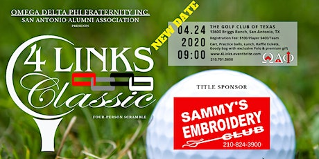 4 Links Classic Golf Tournament  tickets