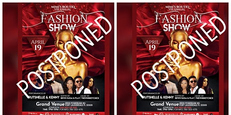 MIMI'S BOUTIQ 8TH ANNUAL FASHION SHOW tickets