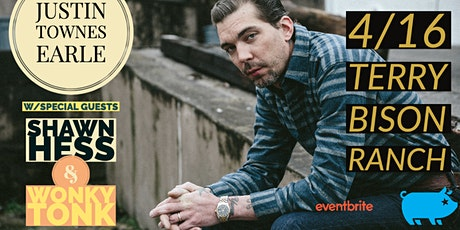 Justin Townes Earle LIVE in Cheyenne! tickets
