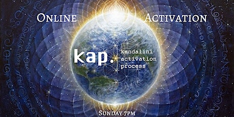 Kundalini Activation Process - Online Activation  tickets