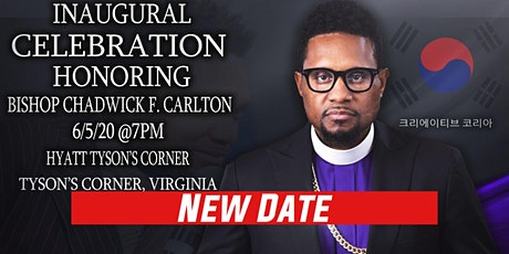 CANCELLED: Celebration Banquet for Bishop Chadwick F. Carlton tickets