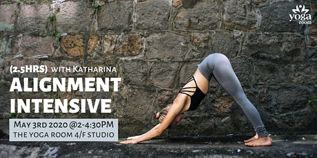 Alignment Intensive with Katharina (2.5hrs) tickets