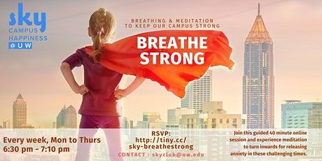 Breathe Strong tickets