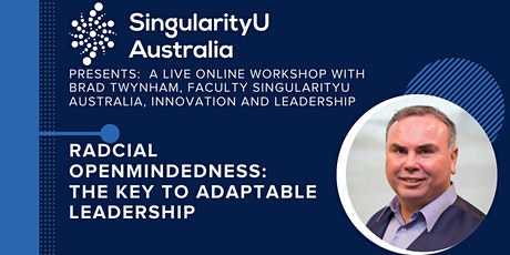 Radical Open-mindedness with Brad Twynham tickets