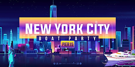 NYC #1 Statue of Liberty Yacht Cruise: Saturday Night Manhattan Sightseeing Boat Party tickets