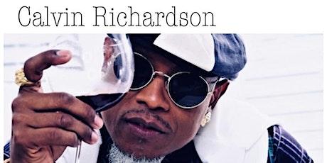 CALVIN RICHARDSON tickets