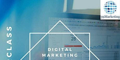 Masterclass online Digital Marketing Experience per superare la crisi - 15 aprile biglietti