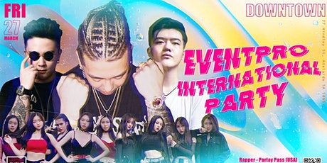 International Party ft. Parlay Pass tickets