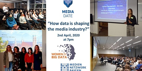 ONLINE event: How data is shaping the media industry? tickets