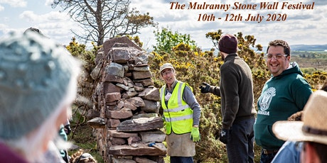 The Mulranny Stone Wall Festival 2020 tickets