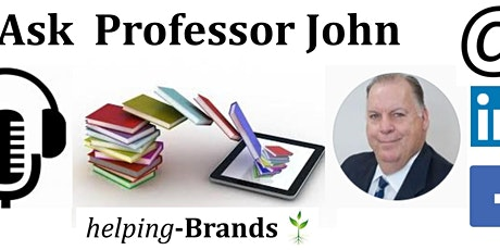 Ask Professor John R. Fugazzie on LinkedIn and facebook every night tickets
