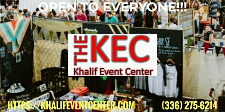 KEC Vendor Fair and Open House tickets