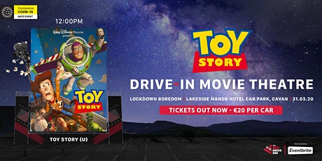 The Big Drive-Inn - Toy Story (U) - Drive-in Theatre tickets