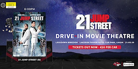 The Big Drive-Inn - 21 Jump Street (R) - Drive-in Theatre tickets