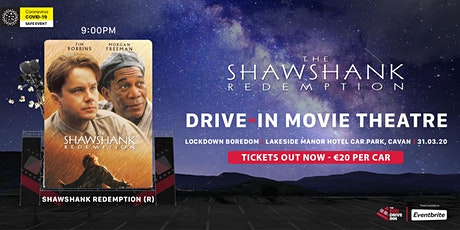 The Big Drive-Inn - The Shawshank Redemption (R) - Drive-in Theatre tickets