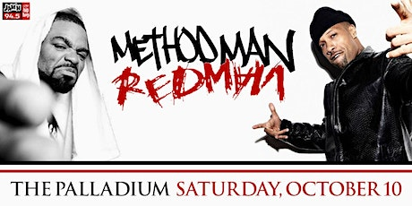 JAM'N 94.5 PRESENTS METHOD MAN & REDMAN tickets