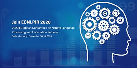 2020 European Conference on Natural Language Processing and Information Retrieval (ECNLPIR 2020) Tickets