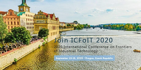 2020 International Conference on Frontiers of Industrial Technology (ICFoIT 2020) tickets