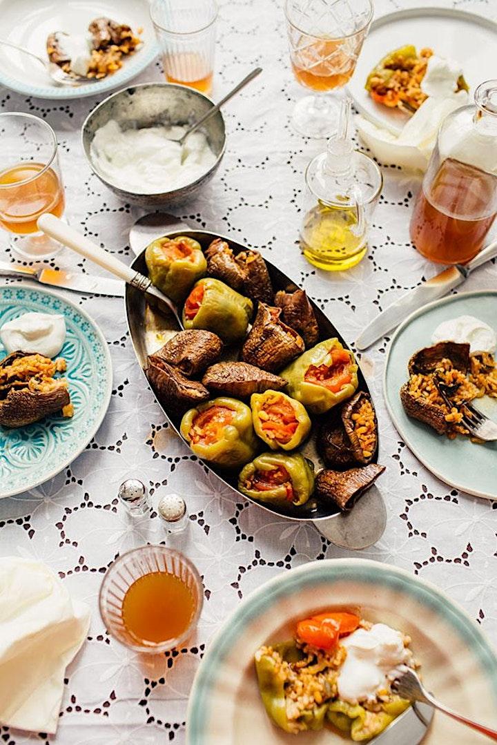 Merhaba - Türkische Küche mit Yelda Yilmaz: Bild
