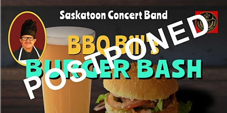 Saskatoon Concert Band Burger Bash tickets