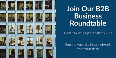 Business Roundtable  - Business Networking Online